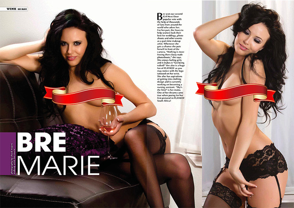 Feature Pictorial-Playboy South Africa March-2013
